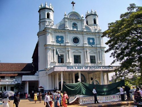 Church of Lady of Rosary, Margao