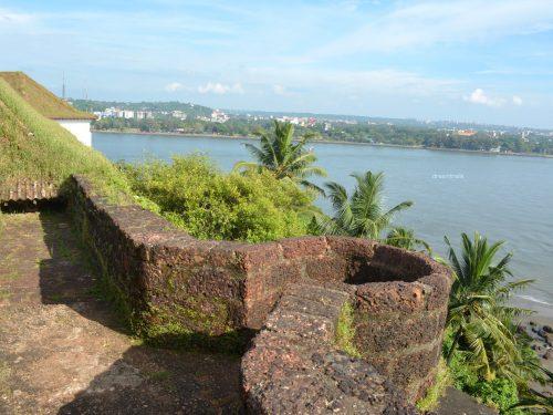 Forts of Goa (Reis Magos)