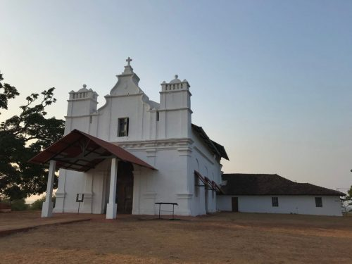 Three Kings Chapel, Cansaulim