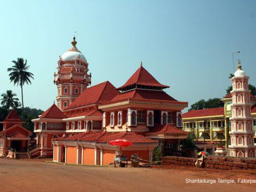 Shantadurga Temple, Fatorpa
